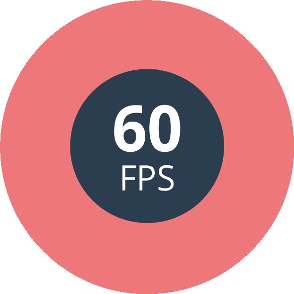 60 FPS Mirroring