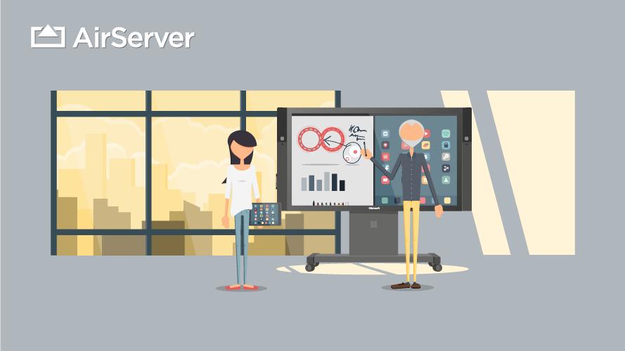 AirServer Surface Hub Edition