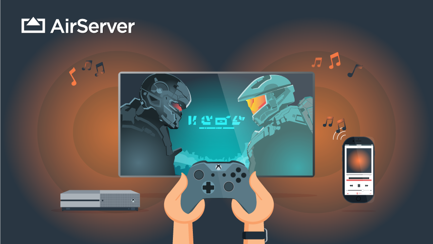AirServer Xbox Edition