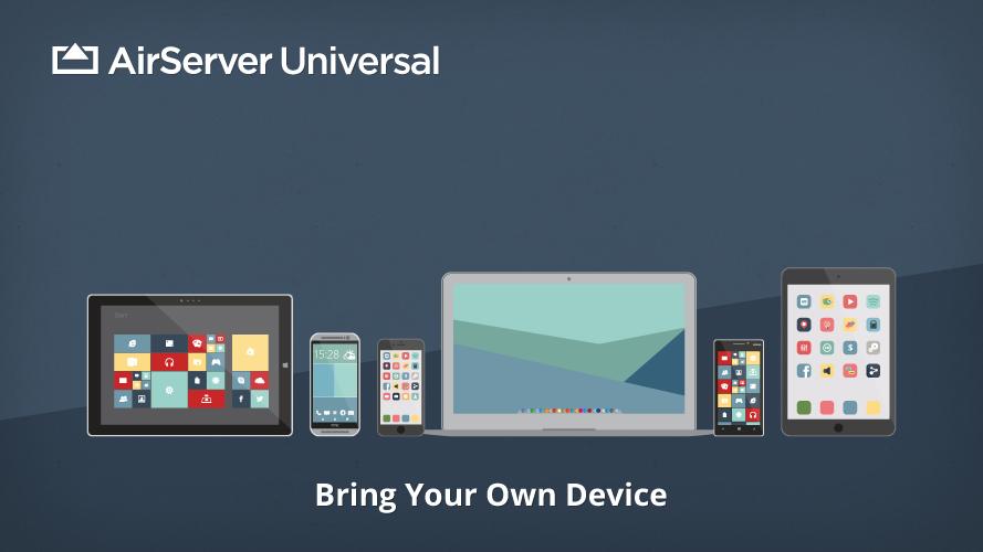 AirServer Universal
